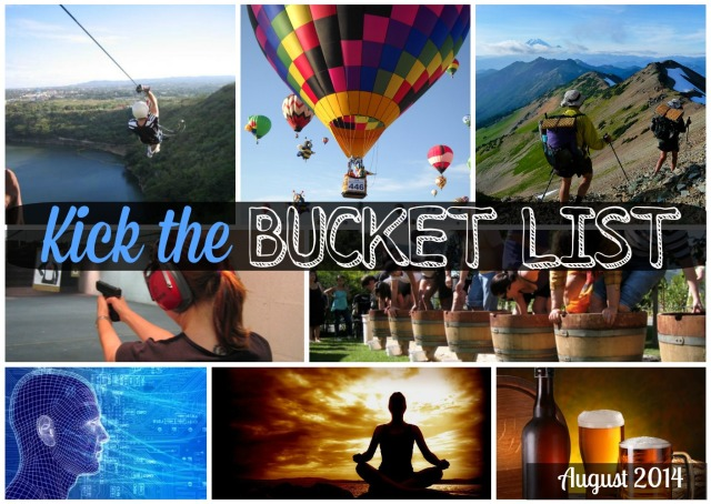 bucketlistaugust