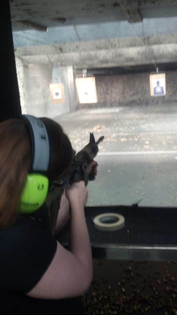 Kelsey Yergeau_Shooting Range