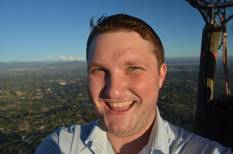 Kevin_Hot air balloon